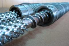 Шнековые пары диаметром 45 мм