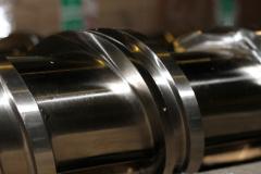Барьерный шнек 63 мм для полиэтилена