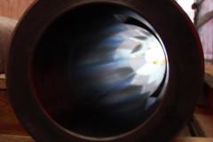 Материальный цилиндр экструдера 125 мм