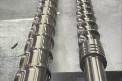 Шнеки диаметром 25 и 30 мм