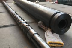 Шнековая пара 35 мм для ПЭ